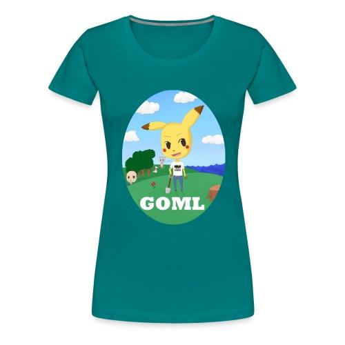 big size by reikabowd493paf - Women's Premium T-Shirt