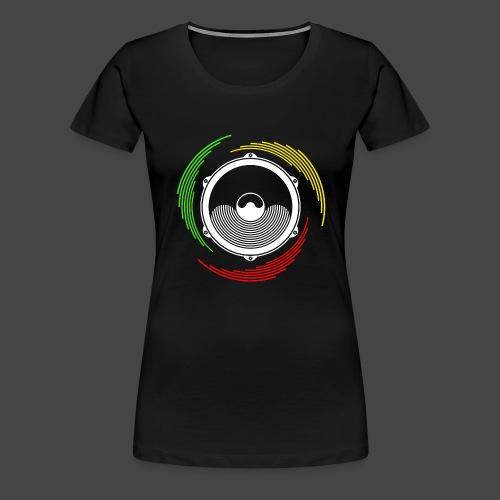 Ragga Tekno 23 - T-shirt Premium Femme