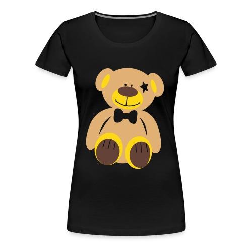 Lil' Teddy - Frauen Premium T-Shirt