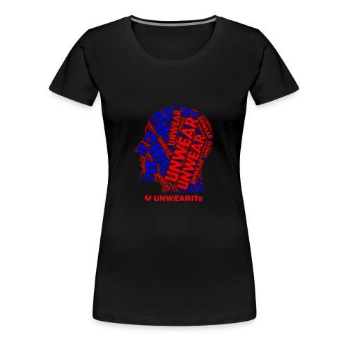 UNWEARIT IN MY MIND - Maglietta Premium da donna