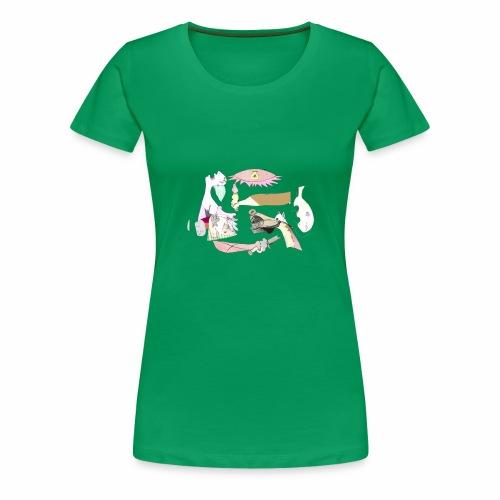 Pintular - Camiseta premium mujer