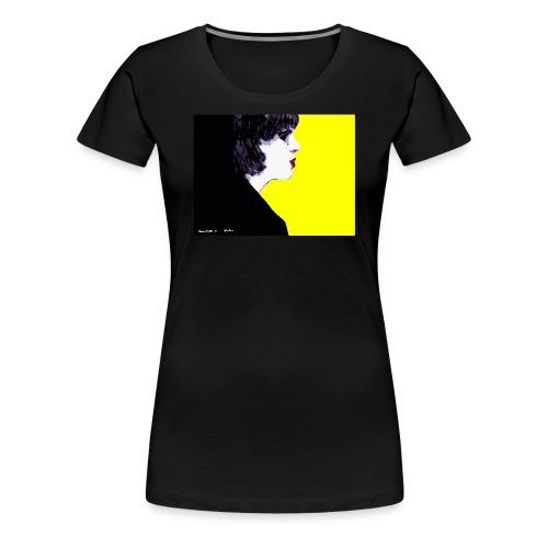 pazzogiallo by lucagiordana© - Maglietta Premium da donna