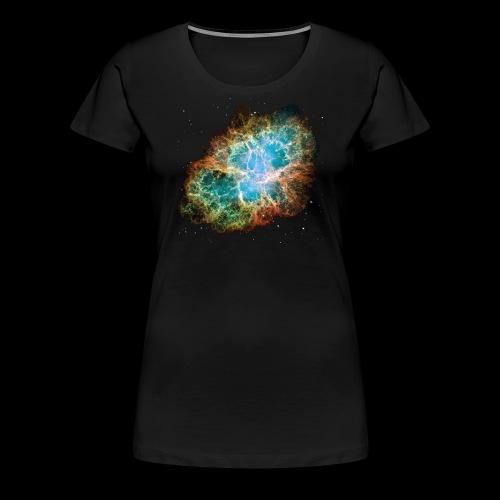 Crabnebula - Frauen Premium T-Shirt