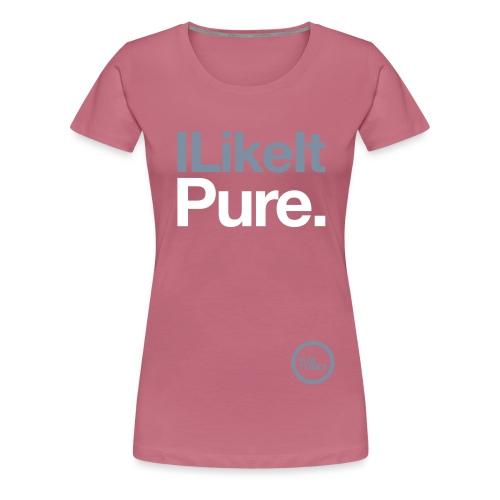 Pure - Women's Premium T-Shirt
