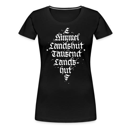 LaHo 2017 - Frauen Premium T-Shirt