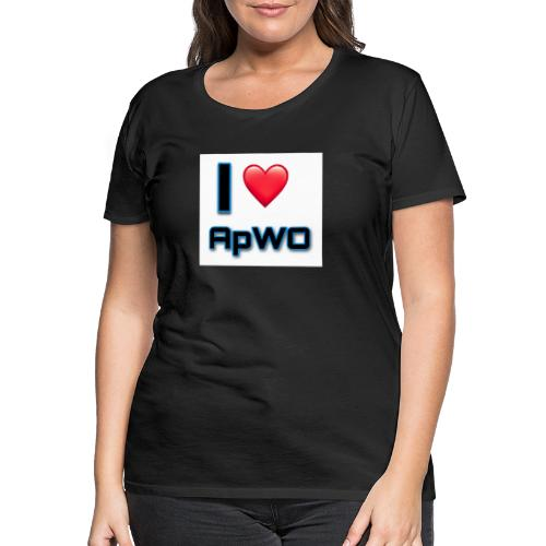 ApWO - Frauen Premium T-Shirt