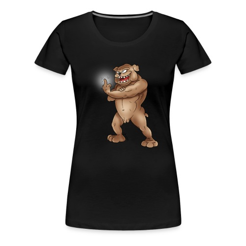 Bad Dog - Frauen Premium T-Shirt