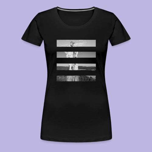 der künstlerische Herkules - Frauen Premium T-Shirt
