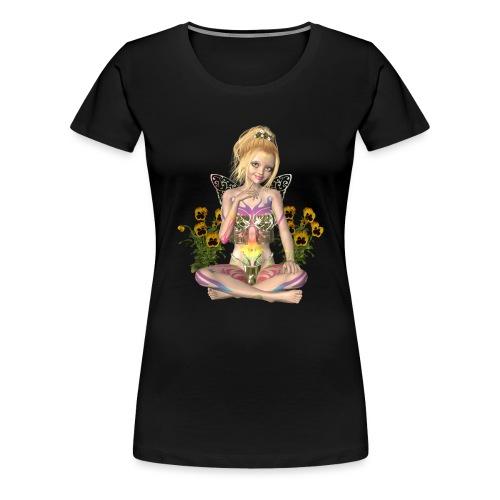 Am Ende des Regenbogens - Frauen Premium T-Shirt