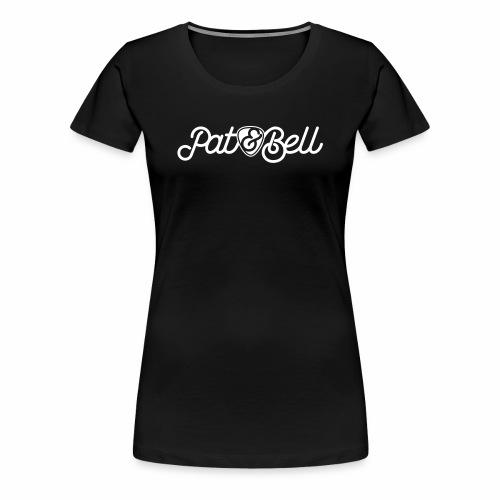 Pat&Bell Logo - Frauen Premium T-Shirt
