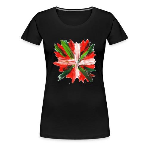 IKURRINA TRANSPARENT - T-shirt Premium Femme