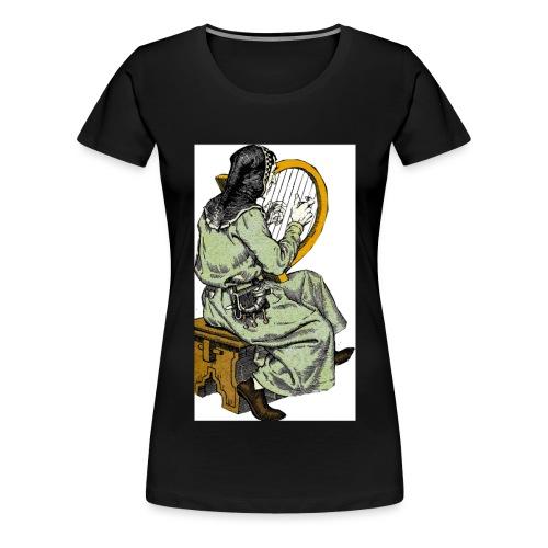thomas the rhymer - Women's Premium T-Shirt