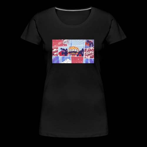 SEGANG POWER - Women's Premium T-Shirt