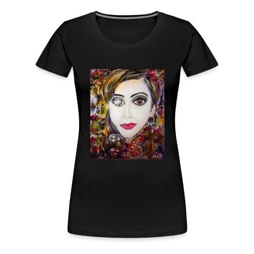 Nina - Women's Premium T-Shirt