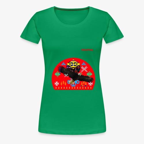 AIGLE PERCEPTION - PERCEPTION CLOTHING - T-shirt Premium Femme