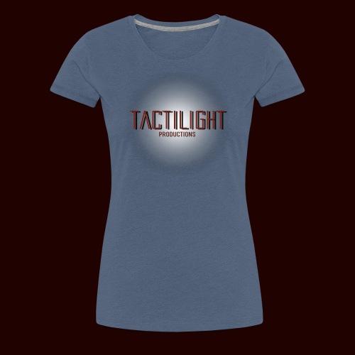 Tactilight Logo - Women's Premium T-Shirt