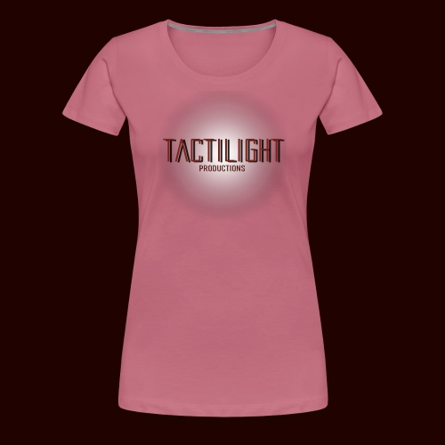 Tactilight Logo - Women's Premium T-Shirt