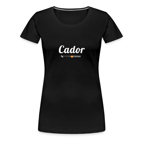 cador2 png - T-shirt Premium Femme