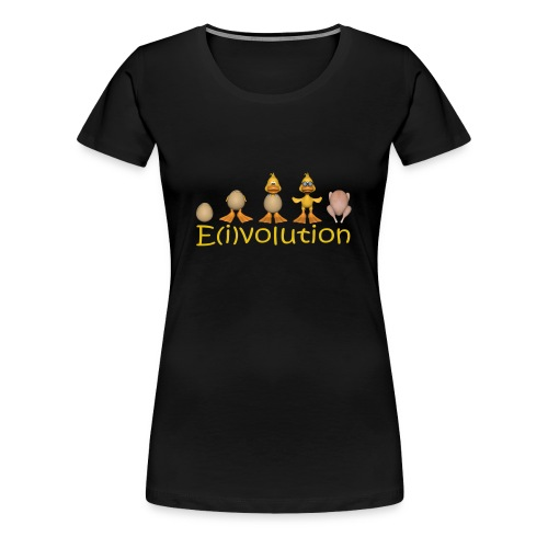 eivolution - Frauen Premium T-Shirt