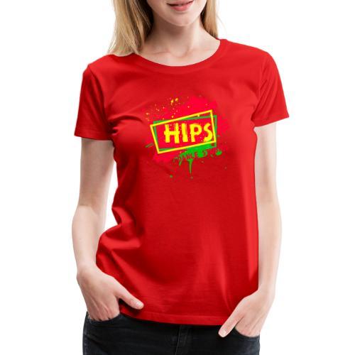Reggae - Dame premium T-shirt