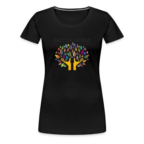 Basilikumpels - Frauen Premium T-Shirt