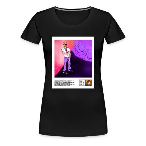 Cooper_Hewitt_01_Luke_S_P - Frauen Premium T-Shirt
