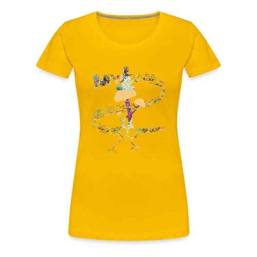 My Psilocybin (Light) - Premium-T-shirt dam