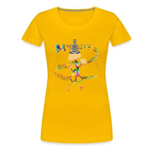 My Psilocybin (Psychadelic) - Premium-T-shirt dam