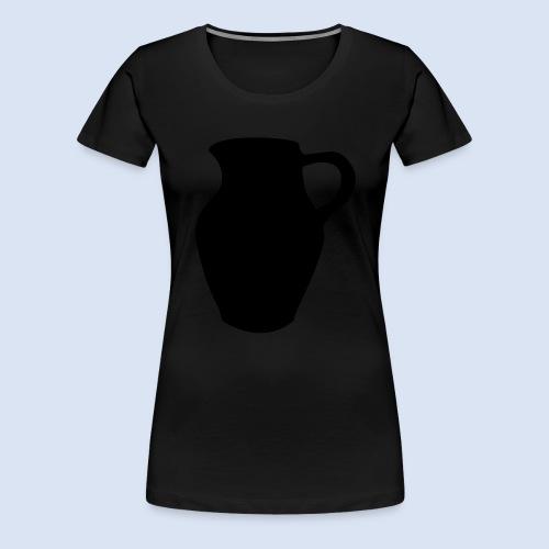 Frankfurt Sehenswürdigkeiten #FFM - Frauen Premium T-Shirt