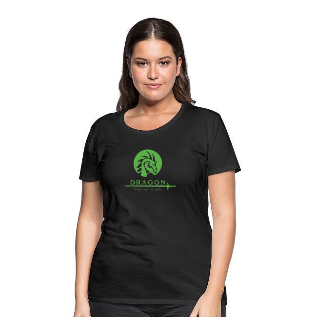 dragon d'émeraude vert