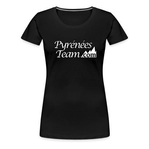 pteam 20 - T-shirt Premium Femme