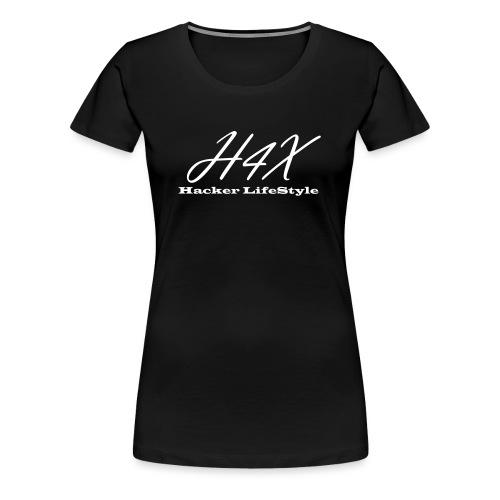 H4X - T-shirt Premium Femme