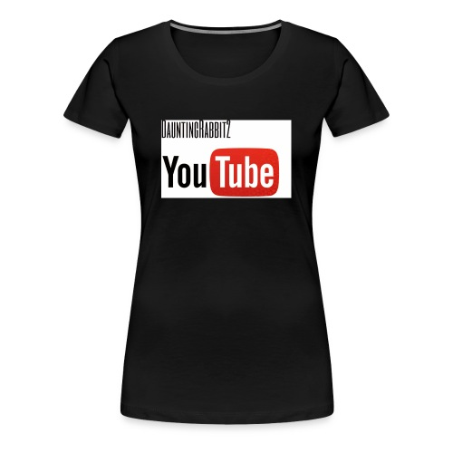 DauntingRabbit2 - Premium-T-shirt dam