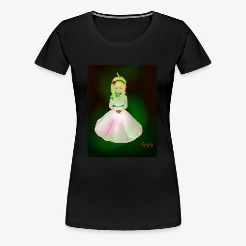 Gnomide - T-shirt Premium Femme