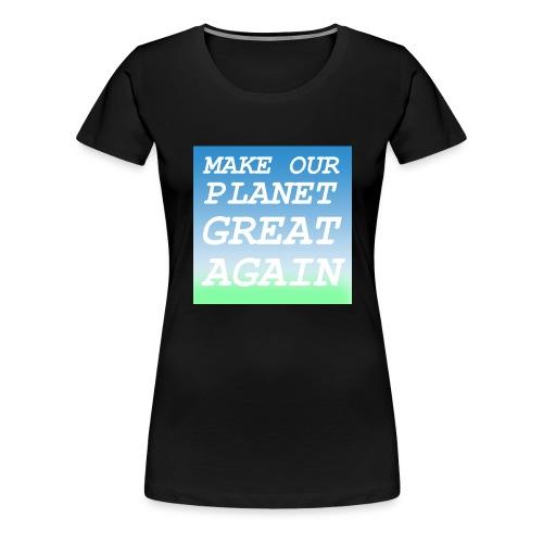 MOPGA3 - T-shirt Premium Femme