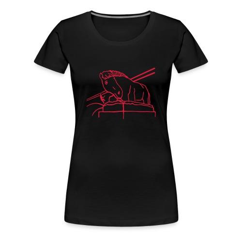 vektorgrafikigneu - Frauen Premium T-Shirt