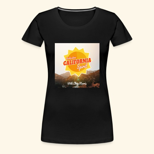 California Spirit Radioshow LA - T-shirt Premium Femme