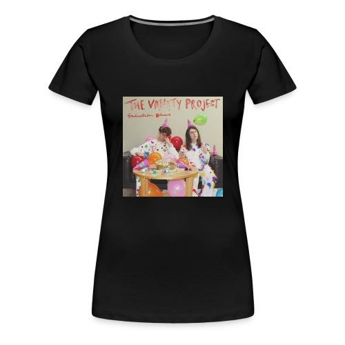 The Vanity T Shirt - Women's Premium T-Shirt