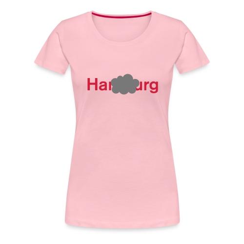 Schönes Hamburg 1 - Frauen Premium T-Shirt