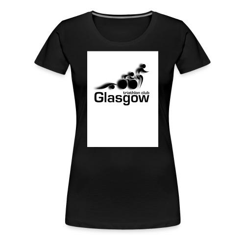 GTC new logo BW jpg - Women's Premium T-Shirt
