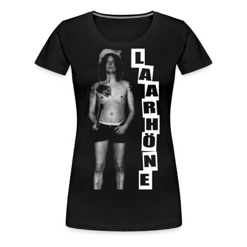 rolf tshirt2 png - Premium T-skjorte for kvinner