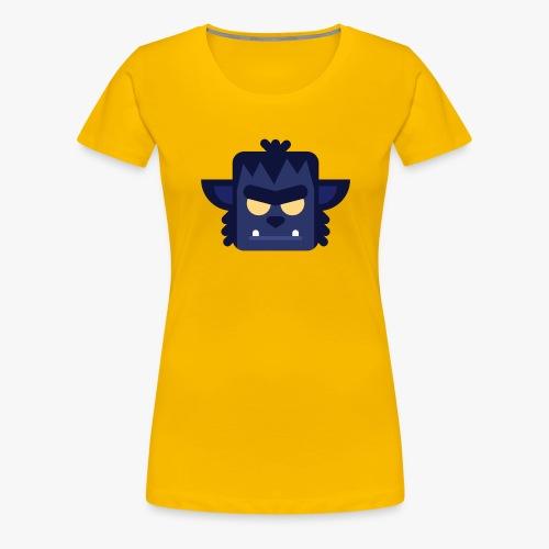 Mini Monsters - Lycan - Dame premium T-shirt