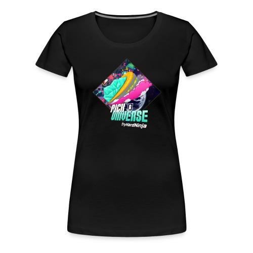 PAUshirtFIXED - Women's Premium T-Shirt