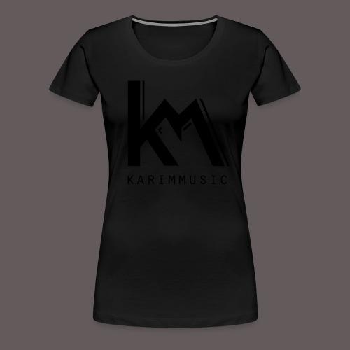 karimmusic - Vrouwen Premium T-shirt