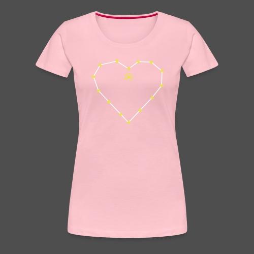 Herz 0HE01 - Women's Premium T-Shirt