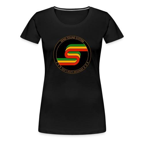 SENSI LOGO NOPATTERN - Women's Premium T-Shirt