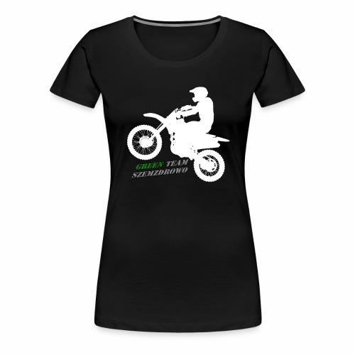 Green Team Szemzdrowo Zapraszam do kupna - Koszulka damska Premium