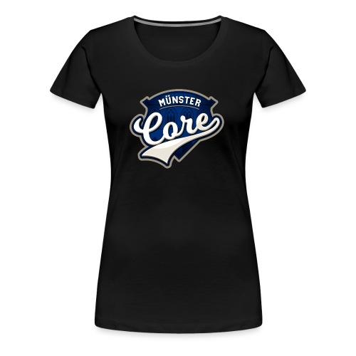 Core Logo Classic - Frauen Premium T-Shirt
