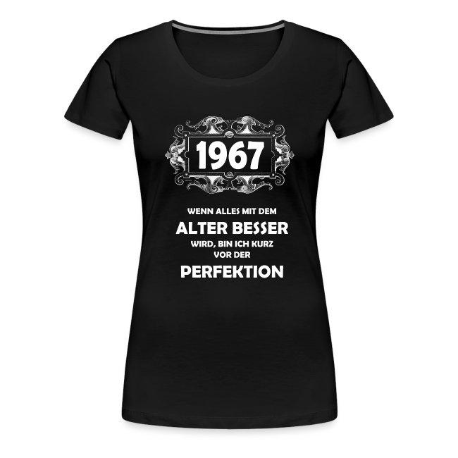 1967 - Nahe der Perfektion