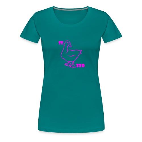REBUS...STOCAZZO - Maglietta Premium da donna